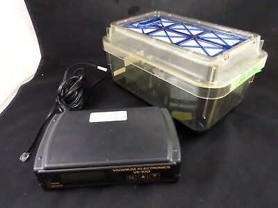 AIMS Wessels Small Warming/Induction Chamber Kit VE-100 Controller Anesthesia