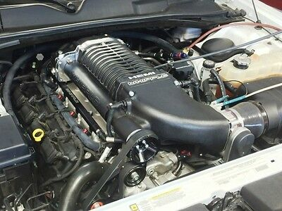 Hemi 5.7L Whipple Challenger Caricabatterie 300 Supercharger Stage 2 Sistema