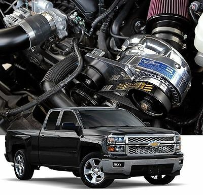 Chevy GM GMC Camion / SUV Procharger 6.2L P 1SC 1 Supercharger Ho Kit Sistema