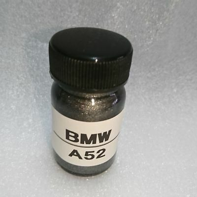 30ml NEW For BMW Touch Up Paint Kit Color Code A52 Space Gray Metal