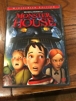 Monster House Dvd 2006 Widescreen Edition Movie