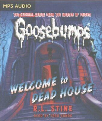 goosebumps audiobook mp3