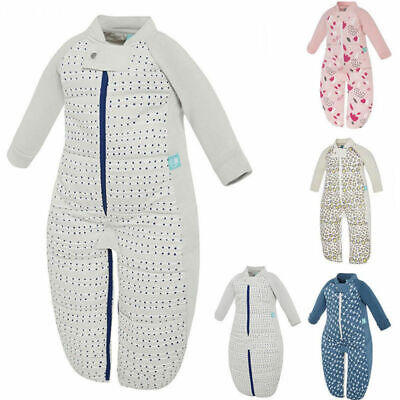ErgoPouch 2.5 TOG Infant Baby Winter Sleep Suit Wrap Organic Sleeping Bag 2-12m