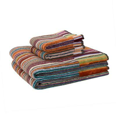 Missoni Home 2 Bath towels + 2 hand towels + 1 bath sheet JAZZ 159