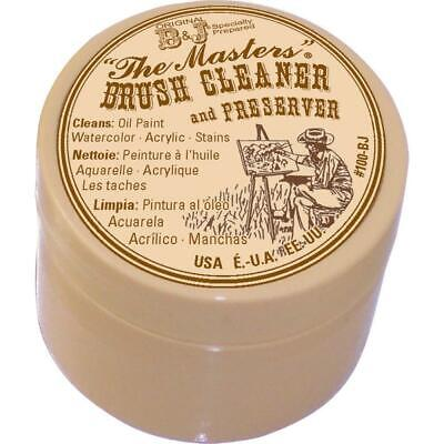 The Masters Brush Cleaner and Preserver 1oz / 28.3g