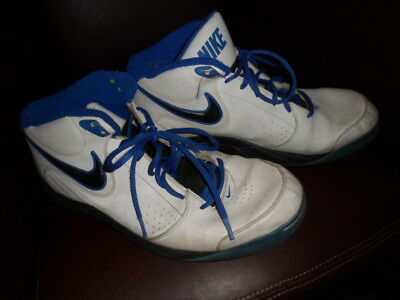 bc86c18c6c6 MENS NIKE BASKETBALL Shoes Blue And White -  1.00