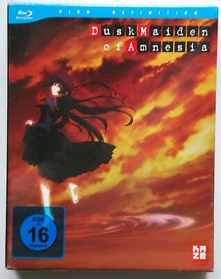 Dusk Maiden of Amnesia Volume 1 im Sammelschuber * Bluray * Neuware in Folie