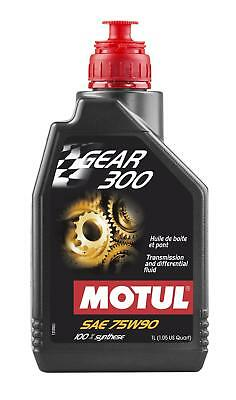 MOTUL 105777 Gear 300 75w90 Oil1 Liter