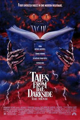 TALES FROM THE DARKSIDE: THE MOVIE original 27x40 movie poster (cb01)