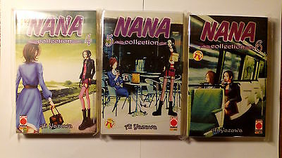 Planet Manga Shojo NANA Collection Ai Yazawa Cortili del Cuore Naruto One Piece