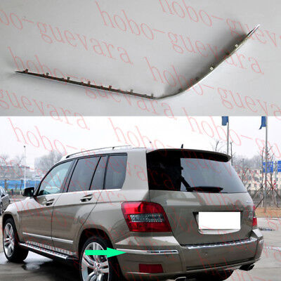Stainless Rear Trunk Lid Cover Trim for 08-15 Benz GLK Class GLK300 260 350 X204