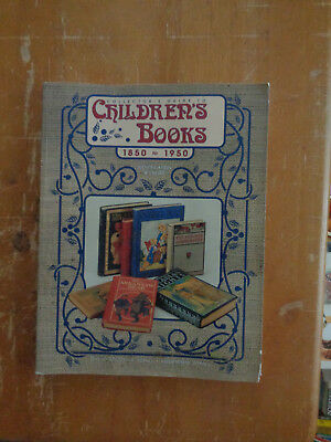 Collectors Guide to Childrens Books, 1850-1950 : Identification and Value SC