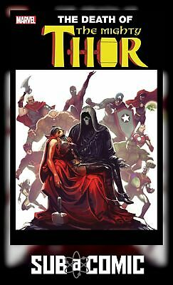 MIGHTY THOR #700 3D LENTICULAR VARIANT LEGACY (MARVEL 2017 1st Print) COMIC
