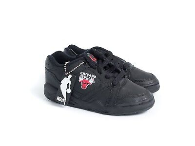 Brand New Vintage 1980's Chicago Bulls Converse NBA Sneakers Size 11 Boys