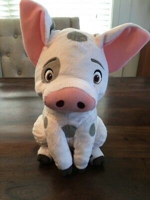 disney store moana 13 pua pig talking moving works pua the plush