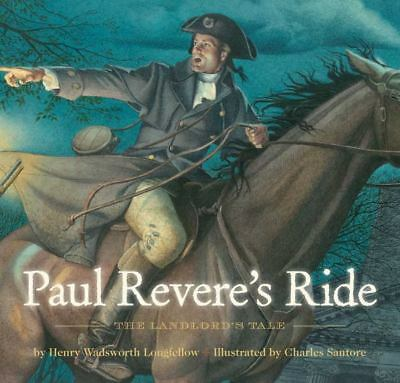 Paul Revere's Ride (The Landlord's Tale)