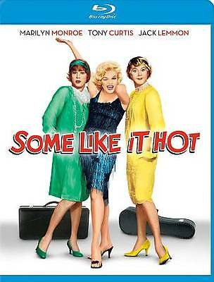 Some Like It Hot (Blu-ray) New, Free shipping