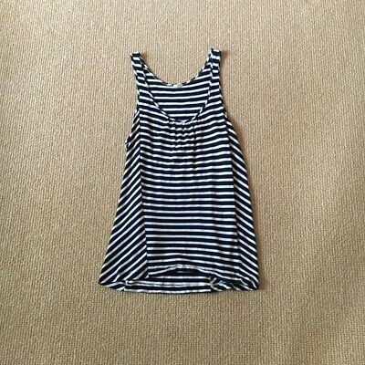 Women's J. Crew Striped Tank Top Size XS Gently Used