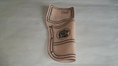 Vintage Child's Holster Genuine Leather