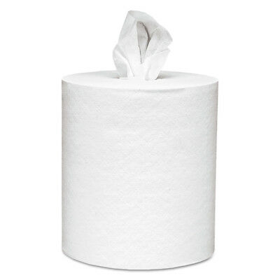 Kimberly-Clark Center-Pull Paper Roll Towels, Absorbency Pockets, 1ply, 8x15, 50