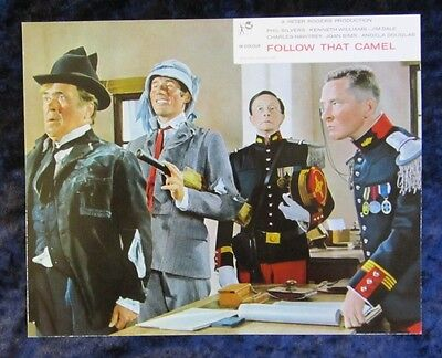Carry On Follow That Camel lobby cards - Kenneth Williams, Phil Silvers