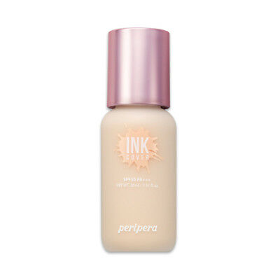 [PERIPERA] Inklasting Cover Foundation - 30ml (SPF30 PA+++)