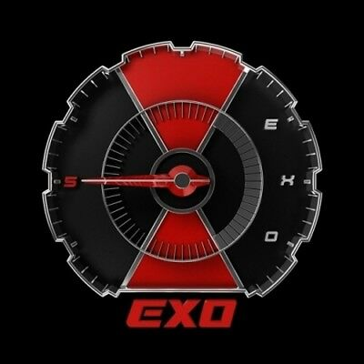 EXO[Don't Mess Up My Tempo]5th Album Random CD+Poster+Booklet+Card+Gift+Tracking