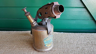 Vintage Blow Torch By Darlton. Needs A Clean, Good Condition.