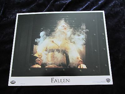 Fallen lobby card # 5  Denzel Washington