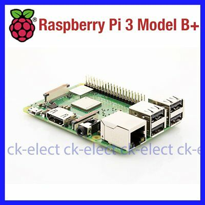 2018 Raspberry Pi 3 Model B Plus (B+) (Free delivery) (Made in UK)