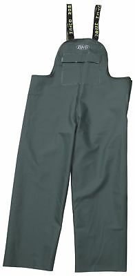 Dutch Harbor Gear Men's Quinault Rain Bib Green XX-Large New