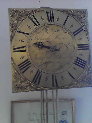 LONGCase  hook and spike  wall clock