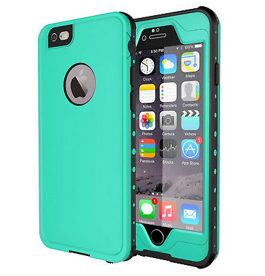 For Apple iPhone 6s / 6 Plus Waterproof Case Cover Built-in Screen Protector