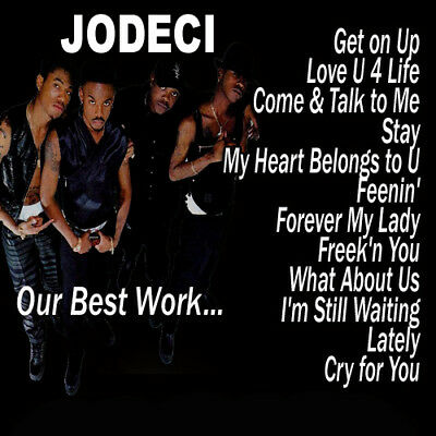 The Very Best Of Jodeci DJ Compilation Mix CD