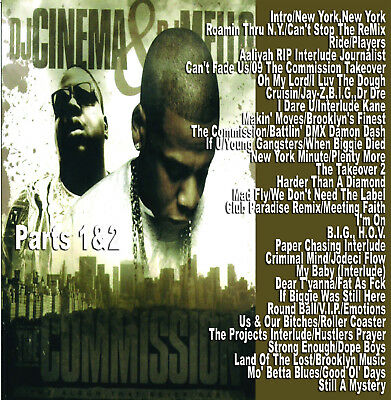 The Commission DJ Compilation Mix CD 2 Disc Set