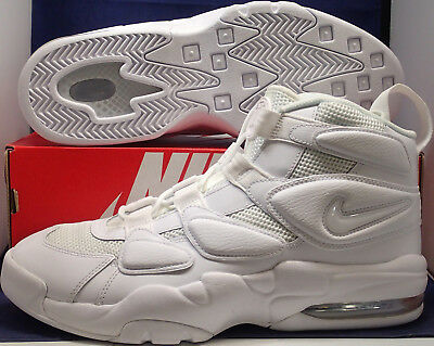 the best attitude b4718 d69c3 Nike Air Max2 Uptempo 94 Blanc Sz 11 (922934-100)