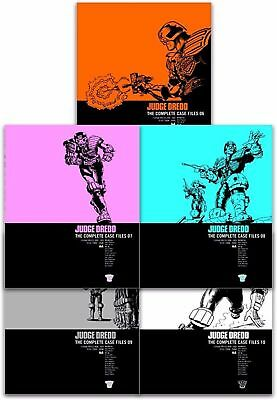 John Wagner Collection 6-10 Judge Dredd Complete Case (Series 2) 5 Books PB NEW