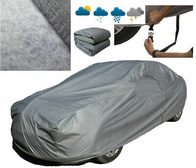Heavy 2KG Full Car Cover 100% Waterproof Breathable Outdoor For Vauxhall Corsa