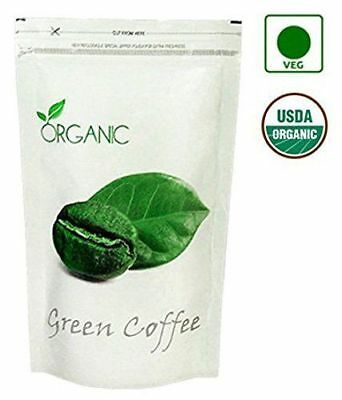 3 pack Organic Green Coffee Unroasted beans 100Gms Each For Weight Loss ORIGINAL