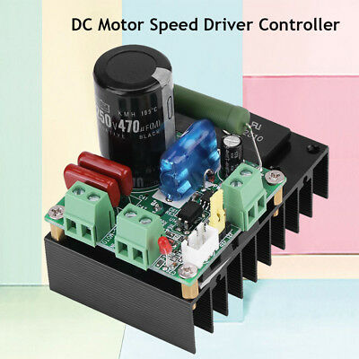 Quality DC/AC Motor Speed Driver Controller PWM Spindle Governor 15-160V/12-110V