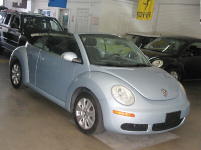 2010 Volkswagen New Beetle Convertible 2dr Automatic Final Edition $9100 INCLUDES SHIPPING! 1 OWNER CLEAN CARFAX 9.9 OUT OF 10 CONVERTIBLE MINT!