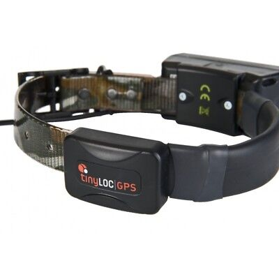 COLLAR TINYLOC HOUND FINDER GPS+RT 433 MHz