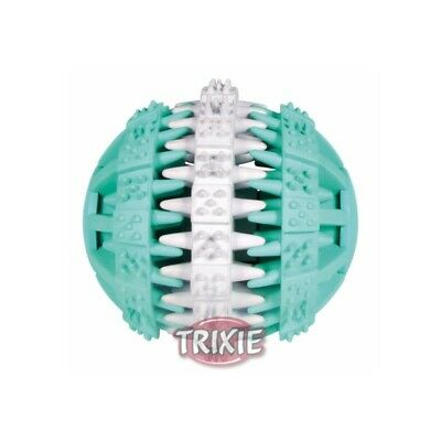Denta Fun Pelota, Menta, Caucho Natural, ø7 cm