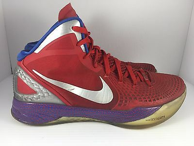 0155851d5988a NIKE ZOOM HYPERDUNK 2011 SPRM Blake Griffin Unstoppable Shoes 469776-601 US  12
