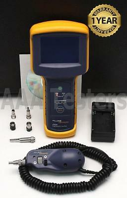 Fluke Networks FT600 Fiber Scope Video Microscope Fiber Inspector FT630 FT650