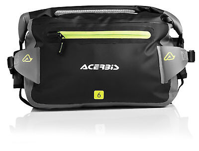 new Acerbis Belt bag NO.WATER for MX Enduro Quad ATV LARGE 6 ltr WATERPROOF