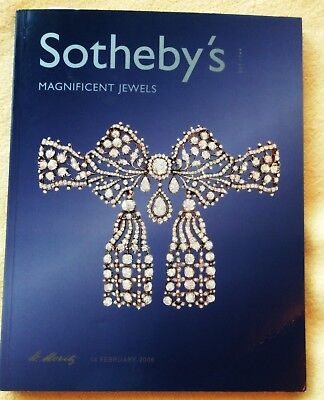 Sotheby's St. Moritz - Magnificent Jewels 2006
