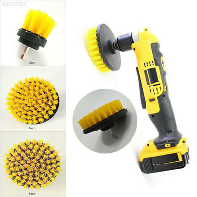 4F7C 2 Colors 3 Model Durable Disc Brush Cleaning Brush Cleaner Drill Hole