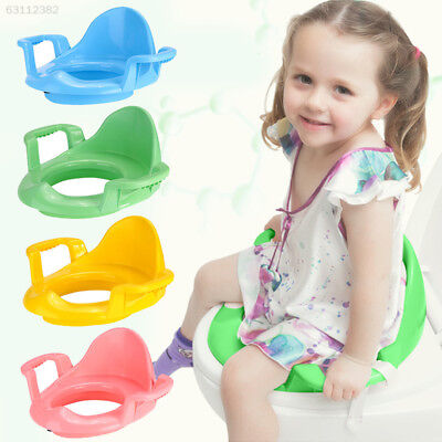 CD96 4 Colors Useful Kids Toilet Seat Cushion Infants Toilet Seat Cushion Baby