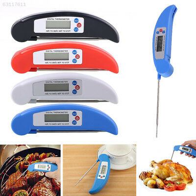 ABAE Digital Food Thermometer Probe LCD Professiona Kitchen Cooking Turkey Tool
